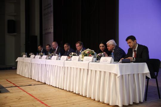 Итоги XIV Региональной образовательной Школы РОАГ в Санкт-Петербурге